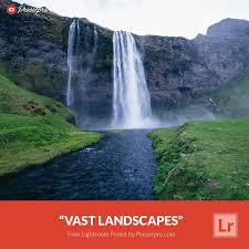 landscape free presetpro free lightroom preset vast landscapes download now