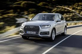 new car launches in germany2016 Audi Q7 etron quattro Launched in Germany 0 to 100 KMH in