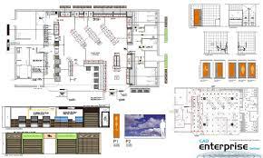 Petrol Station Layout Design Cad Enterprise Ltd Architectural And Engineering Design