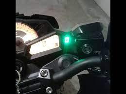 kawasaki z300 gear indicator