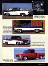 73-87 Chevy/GMC Pickup Info