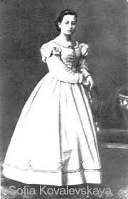 influential women sofia kovalevskaya 1850 1891 born to a russian minor nobility not permitted to study in russia in 1869 she travelled to