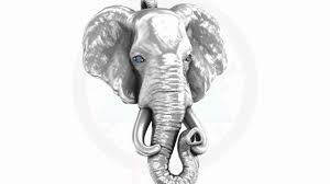 Facet Foundry Original Elephant Pendant Youtube