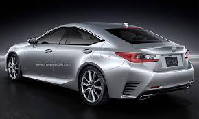 lexus 2015 white 4 door. Contemporary Door Lexus RC GT Rear For 2015 White 4 Door T