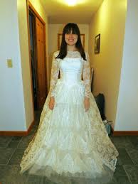 Flower Girl Dress To Match My Wedding Gown Weddingbee