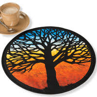 Table Runner Kits - Sewing - Quilting & GOLDEN GLORY SUNSET TABLE TOPPER KIT Adamdwight.com