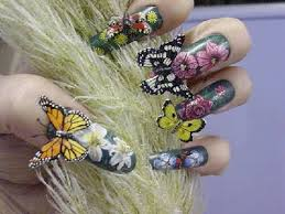 Decorative Nail Art Designs Creative Decorative Nail Art Designs 50