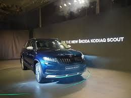 Skoda Design Center Pune Skoda Kodiaq Scout Launched At Rs 33 99 Lakh All You Need