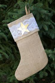 srm stickers blog burlap lace stocking by juliana stocking burlap