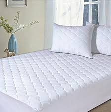Amazoncom Mattress Pads Quilted Mattress topper Hypoallergenic
