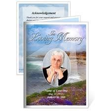 Memorial Card Template Funeral Memorial Cards Remembrance Cards Memorial Service Cards