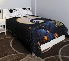 awesome nightmare before jack skellington bedding full queen jack skellington bed set