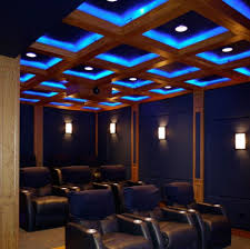 Home Theater Interiors Home Theaters And Media Living Room - Home theatre interiors