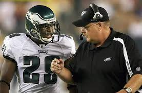 Lesean Mccoy And Andy Reid Will Reunite This Season The