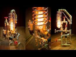 <b>Светильник</b> в стиле ЛОФТ. Лампа накаливания в интерьере ...