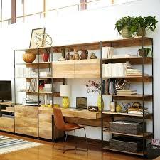 bookshelf desk leaning bookshelf desk plans