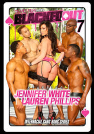Blacked Out 7 Jennifer White in Hot New Devil s Films Gangbang.