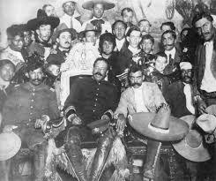 emiliano zapata and pancho villa. Pancho Villa And Emiliano Zapata In Mexico City December 1914 Throughout Oxford American
