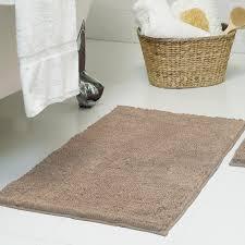 Plush Bathroom Rugs Resort Collection Chenille Plush Bath Mat Reviews Wayfair