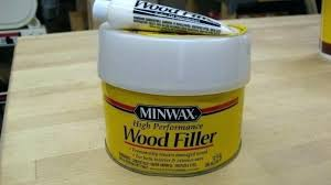 Minwax Putty Color Chart Ace Hardware Wood Filler Wood Hardener Wood Finish Stain