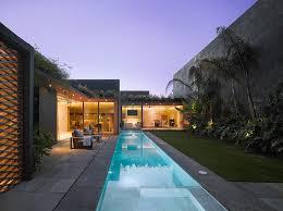 modern architectural interior design. Contemporary Modern Interior Cravings Modern Design That Incorporate Tropical Elements  Pool At Night Architecture 2 Casa Barrancas Inside Modern Architectural Interior Design