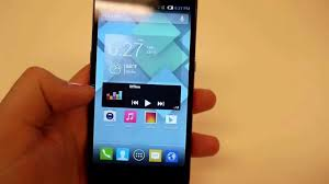 Alcatel One Touch Idol S Hands on - YouTube