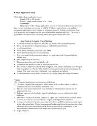 Example Of Application Essays College Admissions Essay Format Heading Example Examples