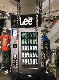 T Shirt Vending Machine Cool Lee Tshirt Vending Machine Picture Of ZEN Department Store