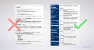 Architecture Resume Sample Architect Cv Template Doc Skills