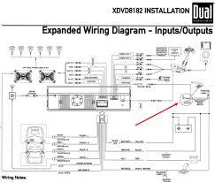 dual car stereo wiring harness diagram wikiduh com Toyota Stereo Wiring Diagram at Dual Stereo Wiring Harness Diagram