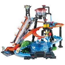 <b>Hot Wheels</b> Сити Невообразимая автомойка <b>Mattel</b> FTB67 ...