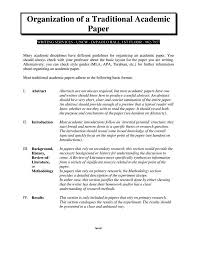 Apa Academic Paper Template Example 2080