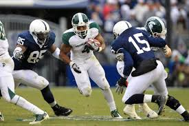 The 2011 Michigan State Spartan Offense Five Questions