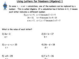 Letters By Number Numbers With Letters 8 499