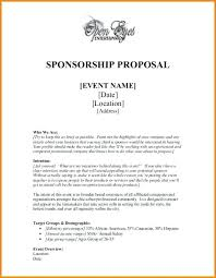 Sponsorship Proposal Template Classy Car Sponsorship Proposal Template Tacca