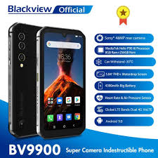 <b>Blackview BV9800 Helio P70</b> Android 9.0 6GB+128GB Smartphone ...