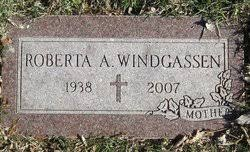 Roberta A. Finch Windgassen (1938-2007) - Find A Grave Memorial