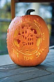 Halloween Carving Patterns Simple 48 Halloween Pumpkin Carving Ideas Southern Living