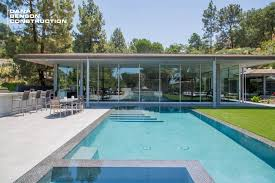 Benson Building Designs We Love This Zen Modern Pool Design To Cool Off This Summer