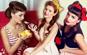 Návod Na Krásné Retro účesy Které Letos Letí Pro ženy Bleskcz