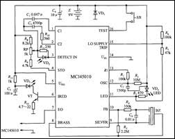 smoke detector circuit diagram the wiring diagram smoke detector circuit using ldr nilza circuit diagram