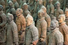 were the terracotta warriors based on actual people history smithsonian
