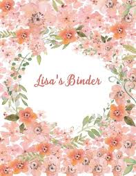 Free Binder Cover Templates Customize Online Print At Home Free