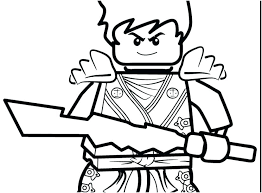 Free Ninja Coloring Pages Sheets Page Purse For Kids Chronicles