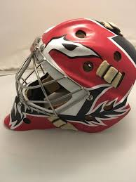 Image result for red potvin mask