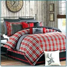 buffalo plaid sheets tartan flannel canada