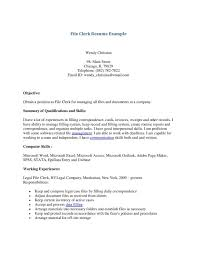 Post Office Job Resume Sample Clerk Examplesostal Service Example