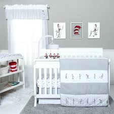 trend lab the cat in hat comes back 4 piece crib bedding set dr seuss bedding baby sets
