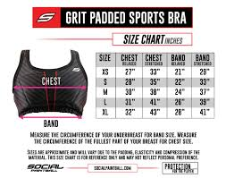Grit Womens Racerback Padded Sports Bra Warrior Breastplate