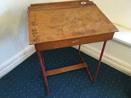 school desk. Triang Childs School Desk